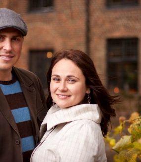 Brad & Julia Frey
