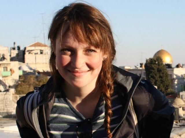 Phoebe Pierson-Revive Israel, 2015-16