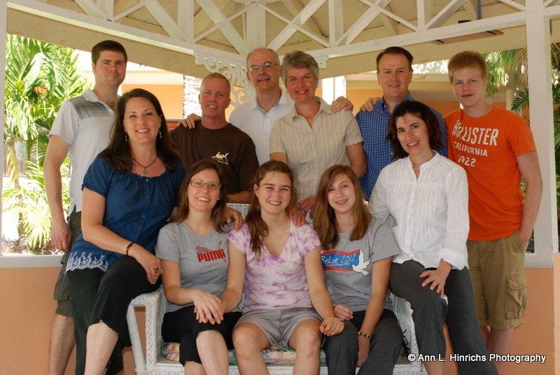 Chapel Ridge Church-Belize, 2012