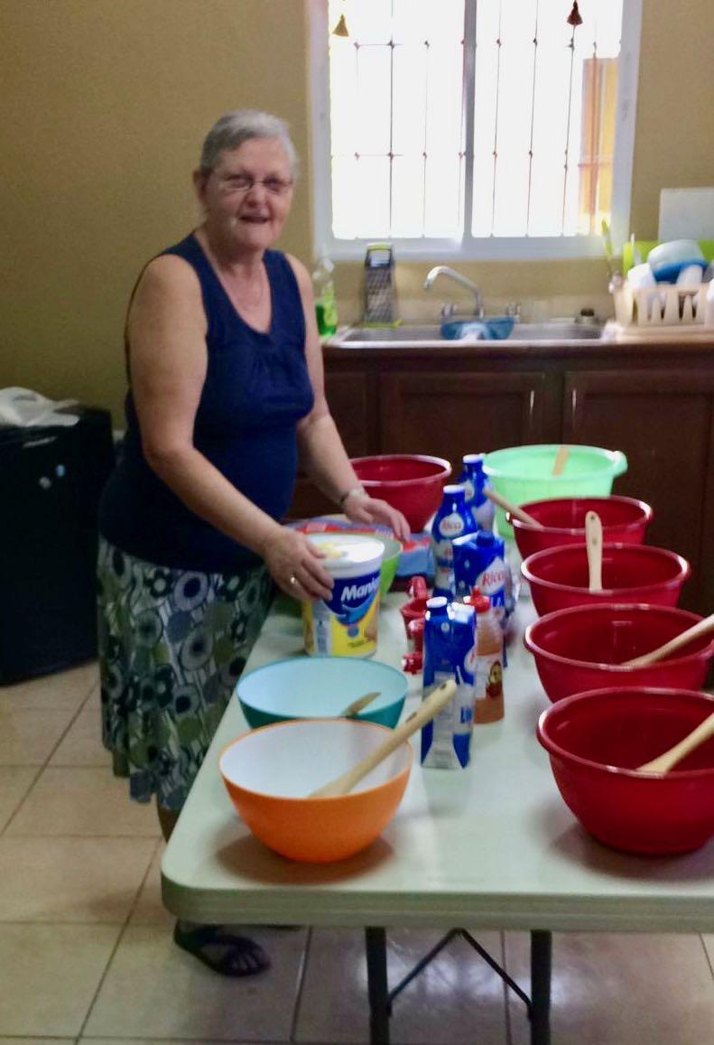 Clotilde Gagnon-Dominican Republic, 2019