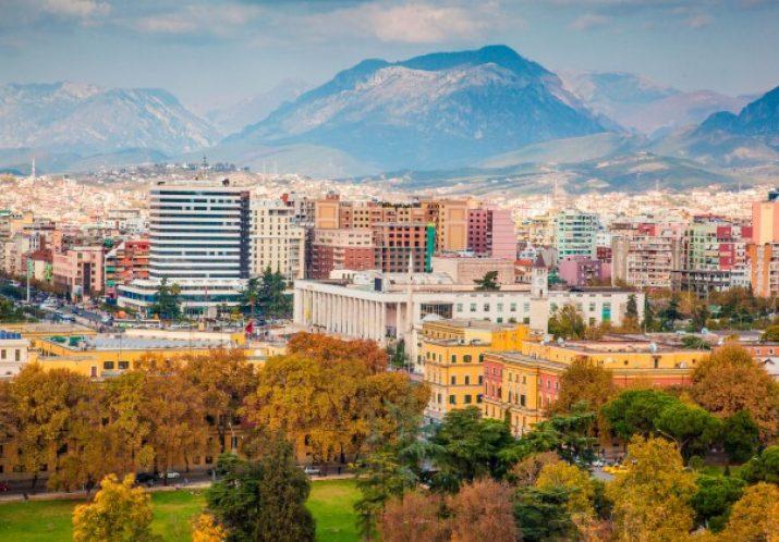 Pray for Albania!