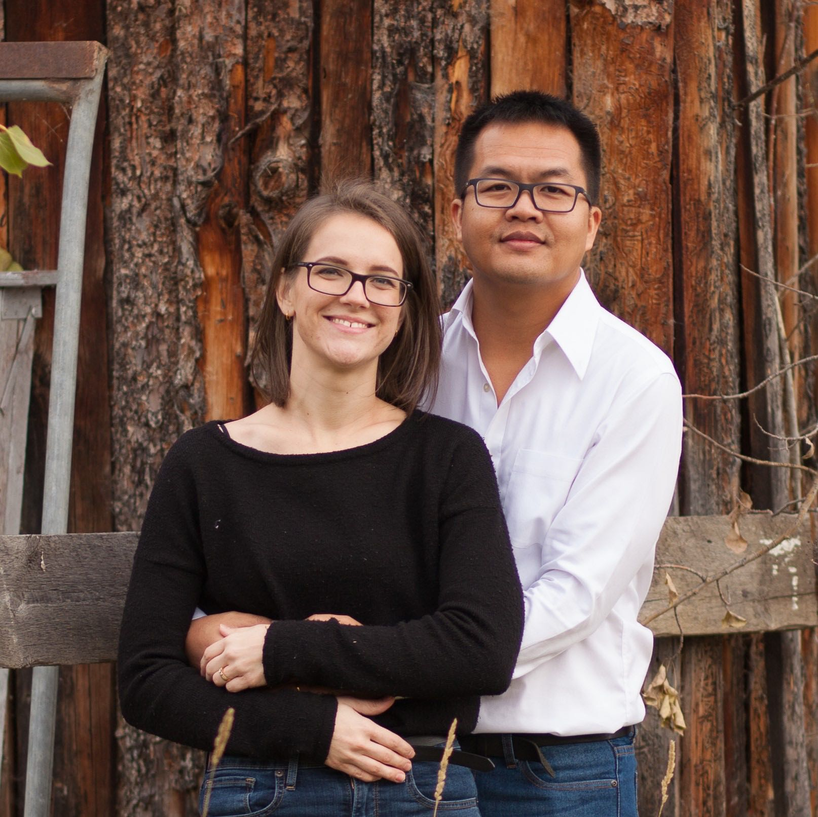Daniel & Abbi Saesong