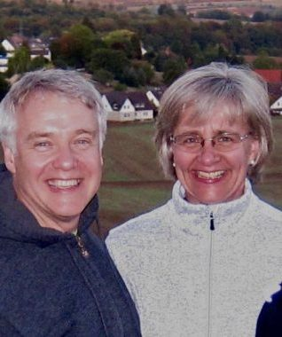 Ron & Sharon