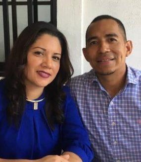 Alvaro Ibarra & Indira Icaza