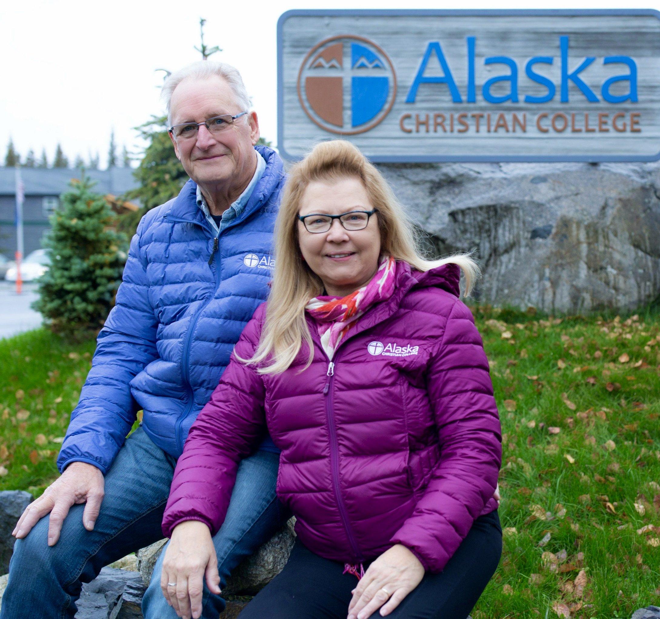 Vonn & Willie VanDorp-Alaska Christian College, YWAM Mission Builders since 2011