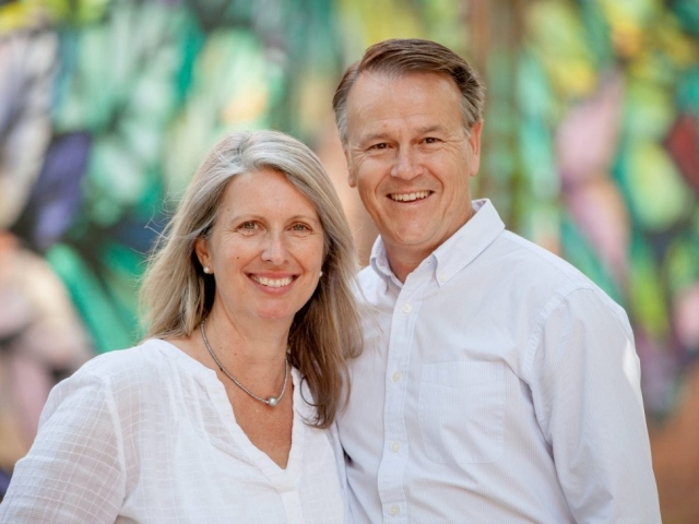 Mark & Tracy Peterkins-International STM