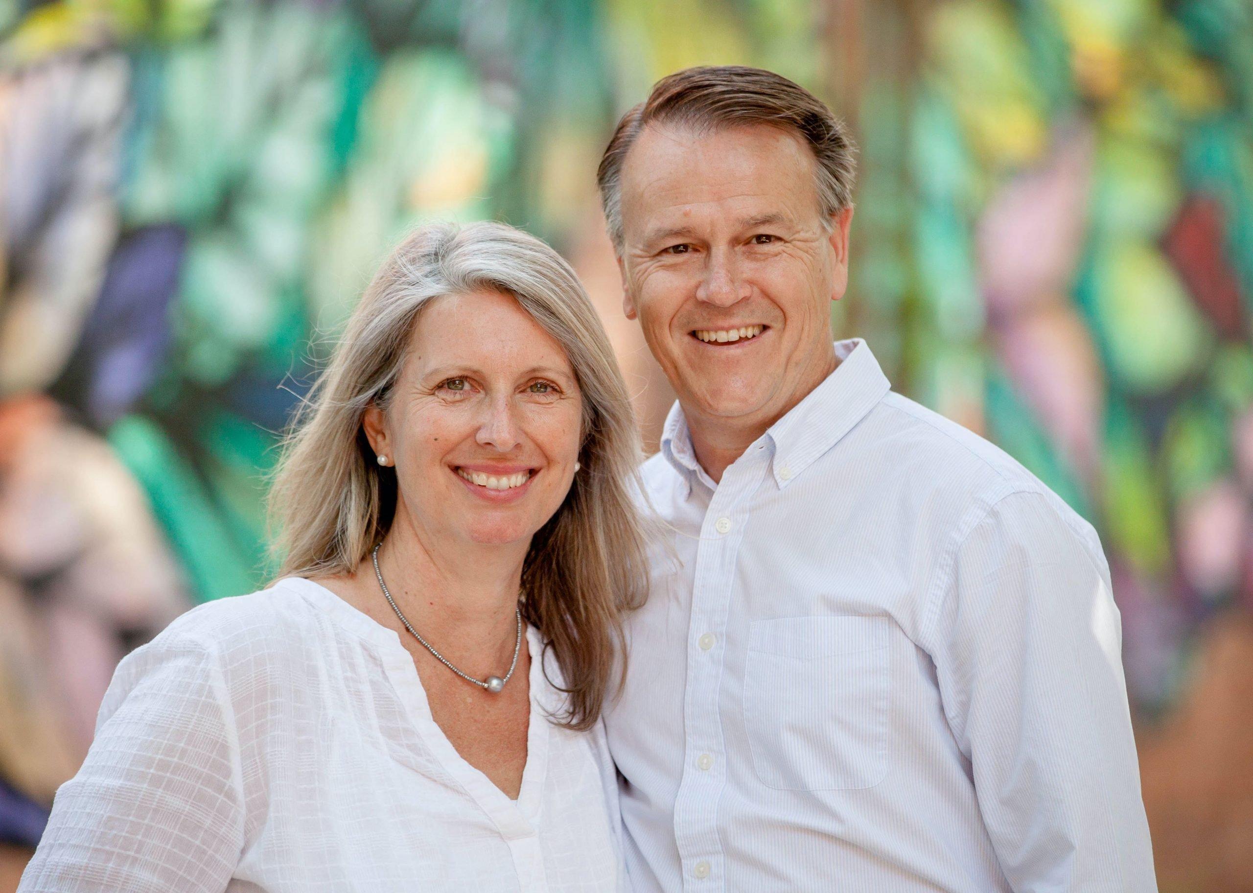 Mark & Tracy Peterkins-International STM