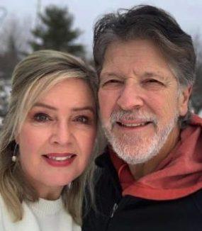 Patrick and Marlene Caicco